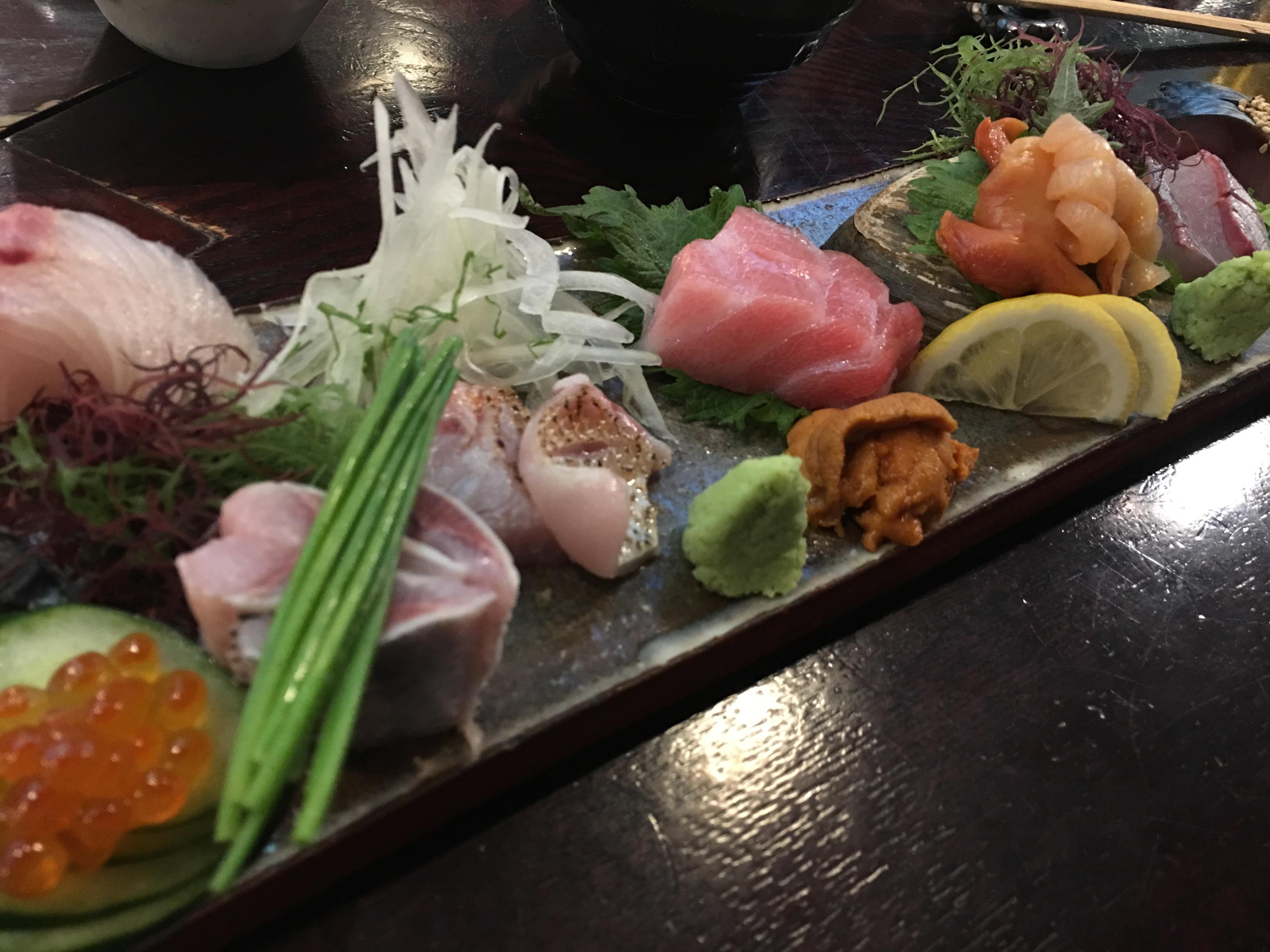 蕁麻疹 お寿司