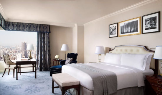 リッツカールトン大阪 夏の旅行 高級ホテルに泊まりたい