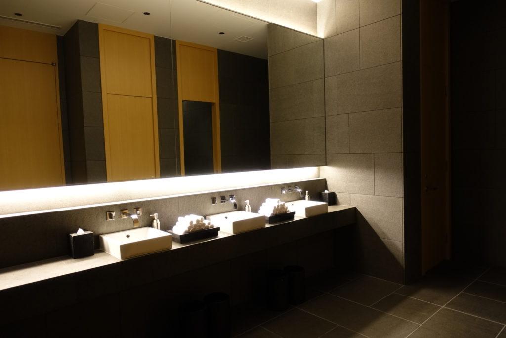 アマン東京 トイレ
