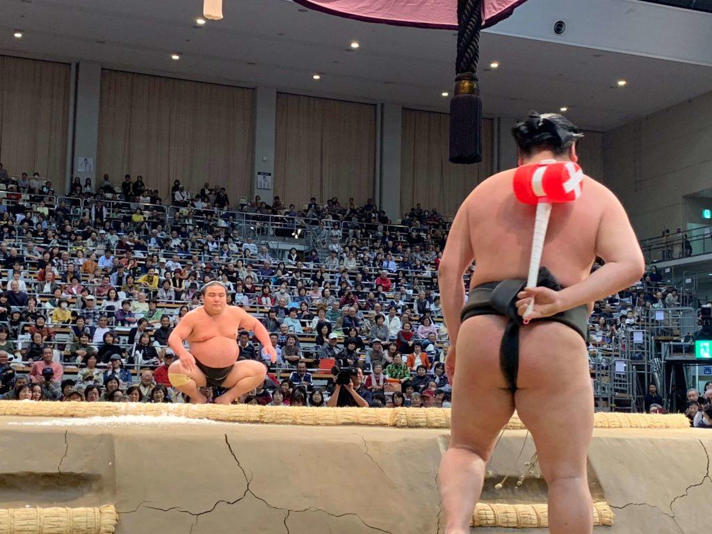 大相撲九州場所 前夜祭 きんぼし 福岡国際センター