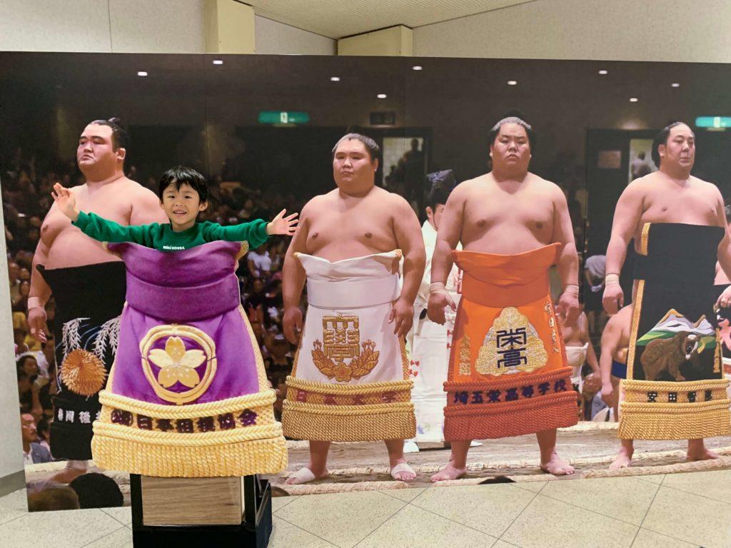 福岡国際センター 大相撲 子連れ