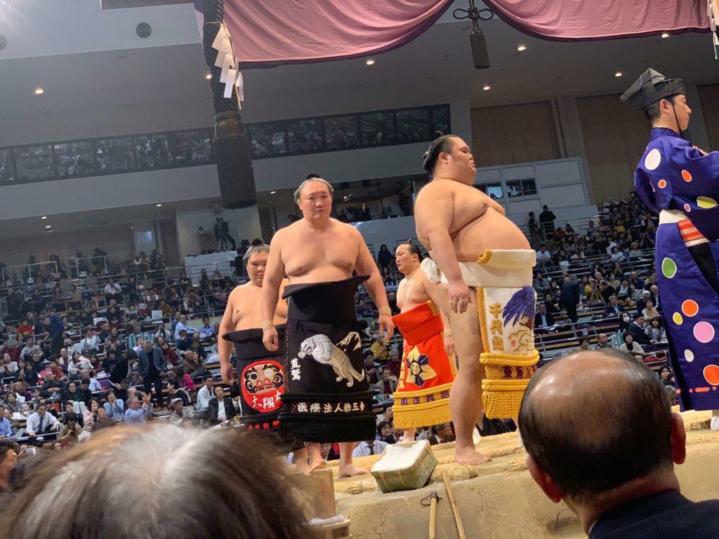 福岡国際会議場 大相撲九州場所
