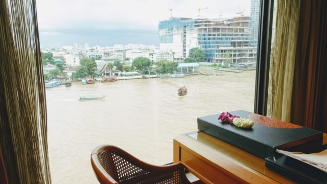 タイ旅行 マンダリンオリエンタル