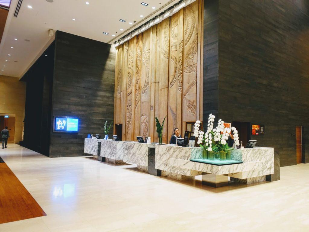 プルマンキングタワーホテル